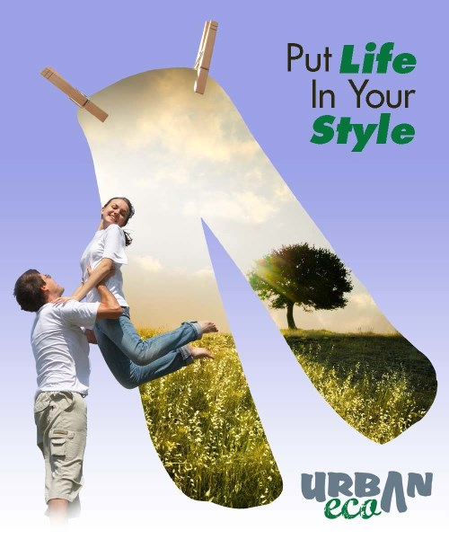 Urban Eco - Full-page Magazine Ad - February 2013